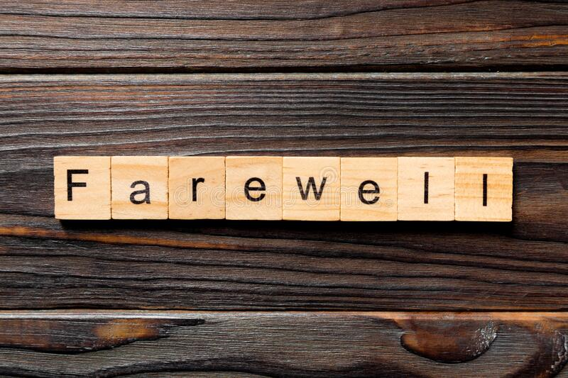Pastor Paul Stone's Farewell Message