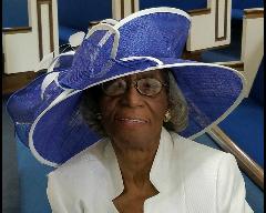 Deaconess Dorothy Moore