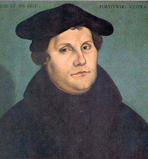 Martin Luther, Doctor and Confessor