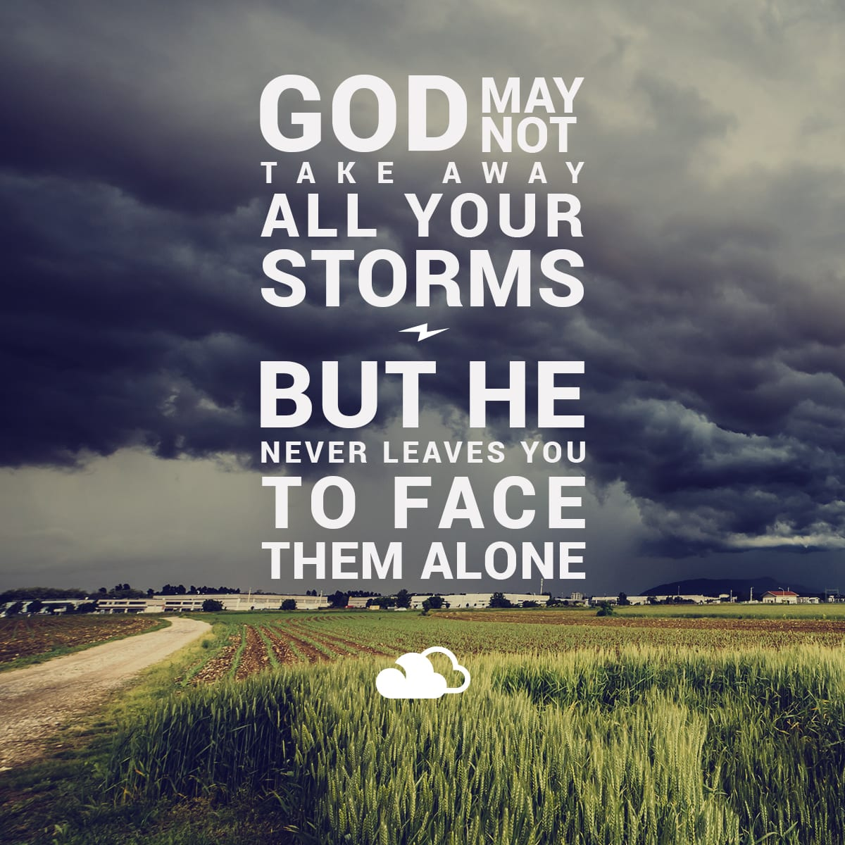 Jesus in the Storms