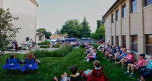 Pacific Hill Lutheran Church Courtyard Jazz