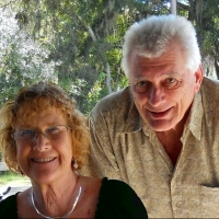 Charlie and Sue Larsons
