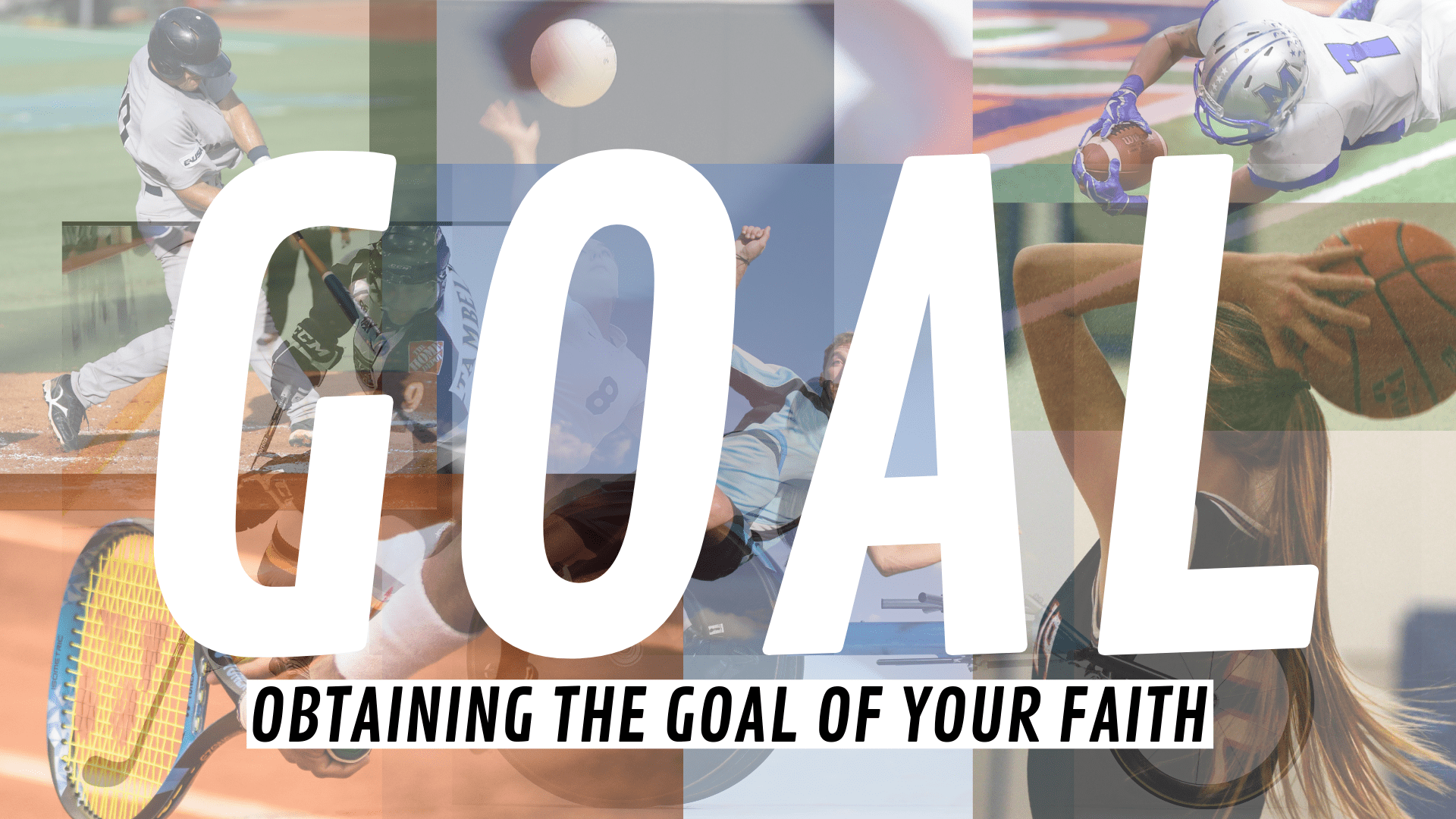 GOAL – All for One… One for All