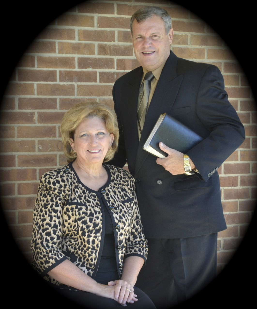 Rev. Royce & Kathy Roy