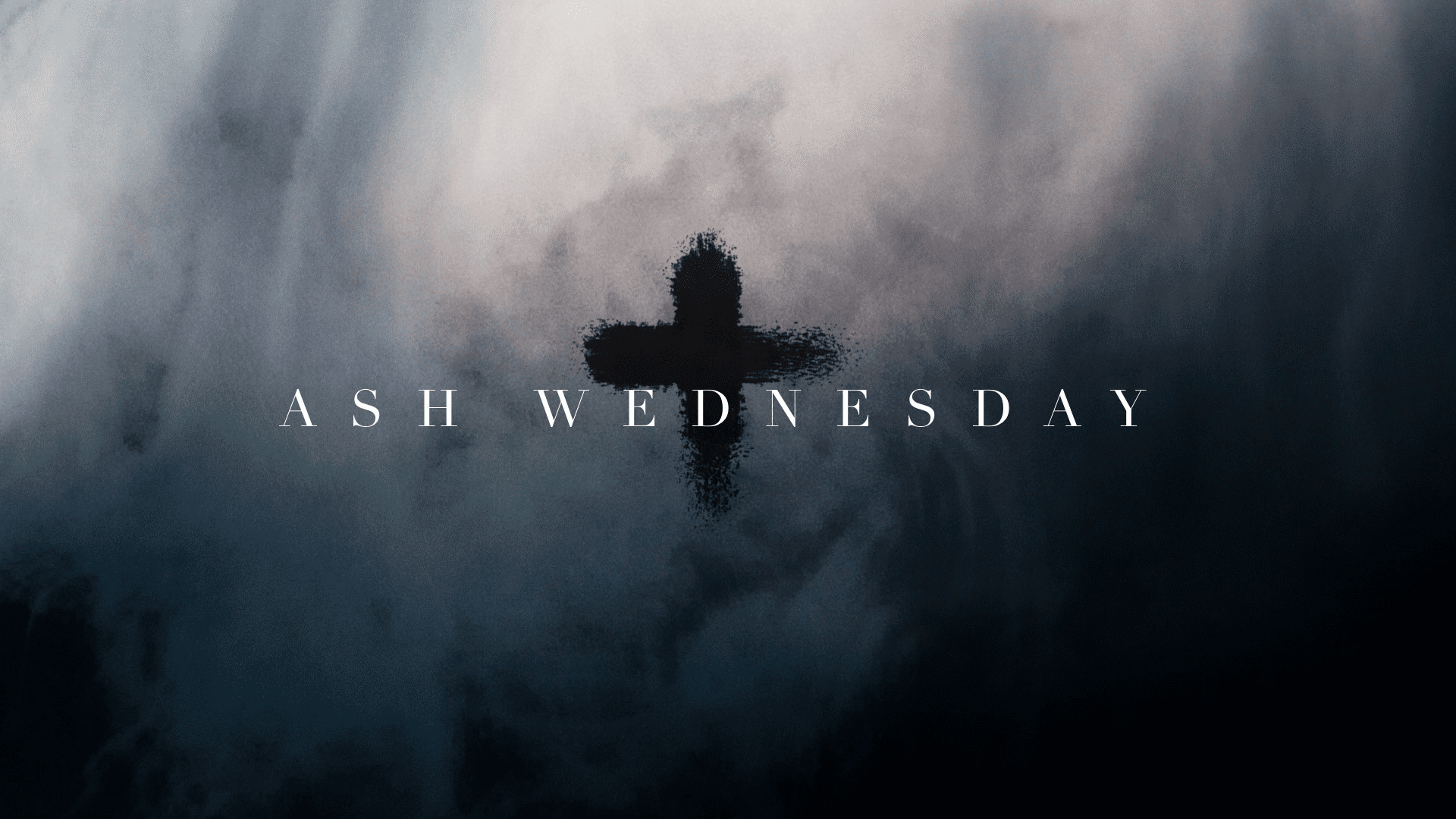 Ash Wednesday – Fountain