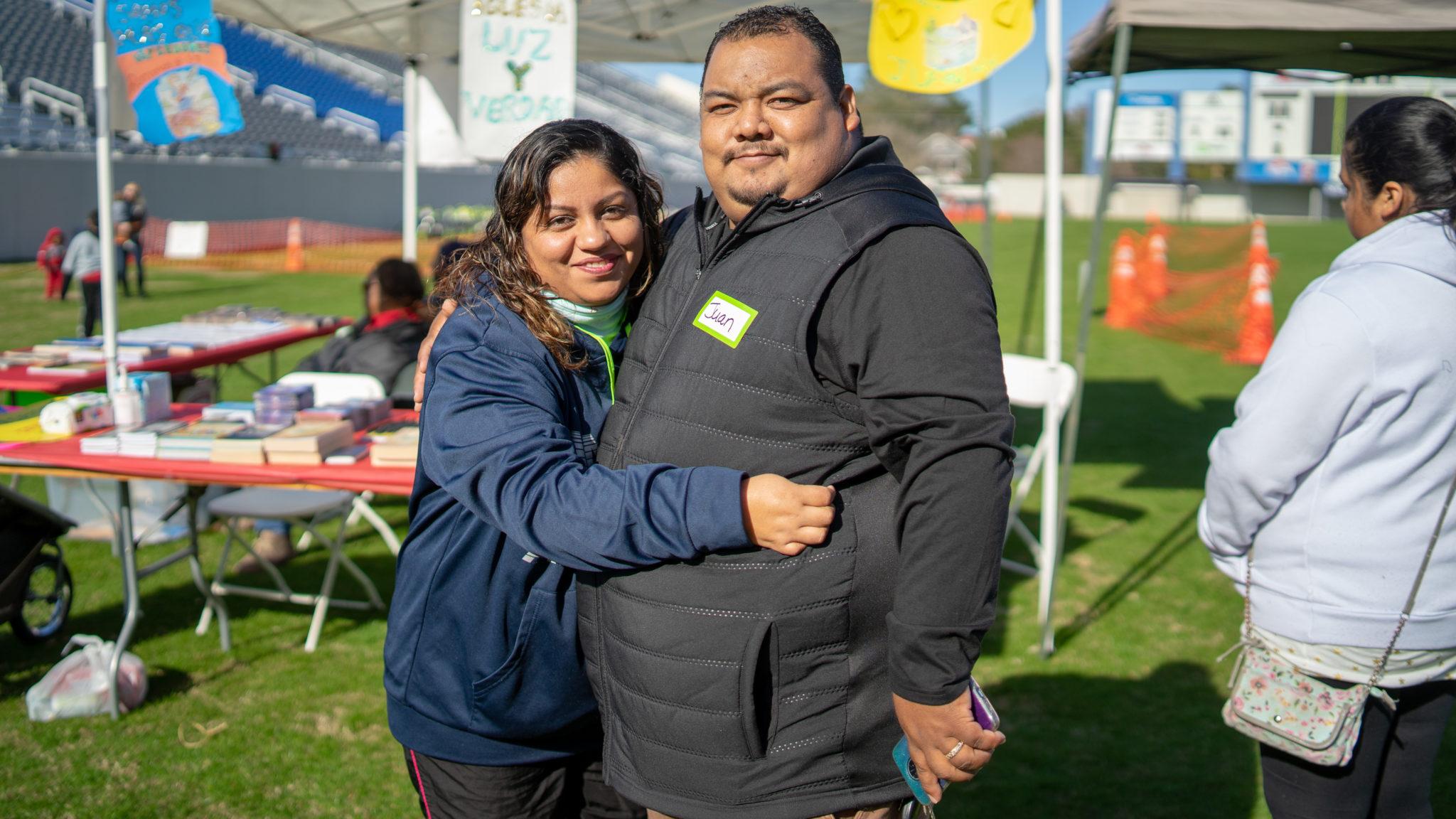 Juan e Isabel Morales