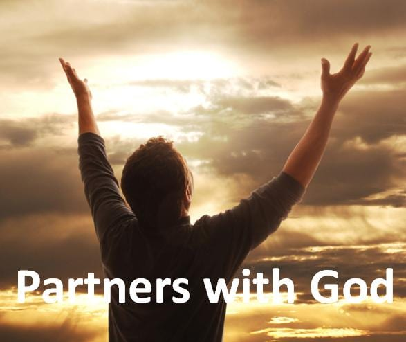 Partners With God