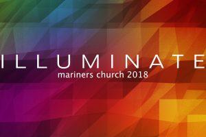 Illuminate message series logo