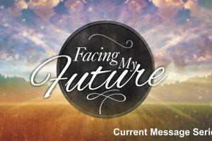 Facing My Future message series logo
