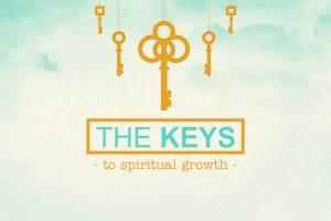 Keys to Spiritual Growth message series logo