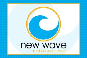 New Wave message series logo