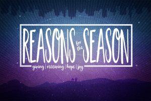 Reasons for the Season message series logo