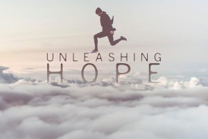 Unleashing Hope message series logo