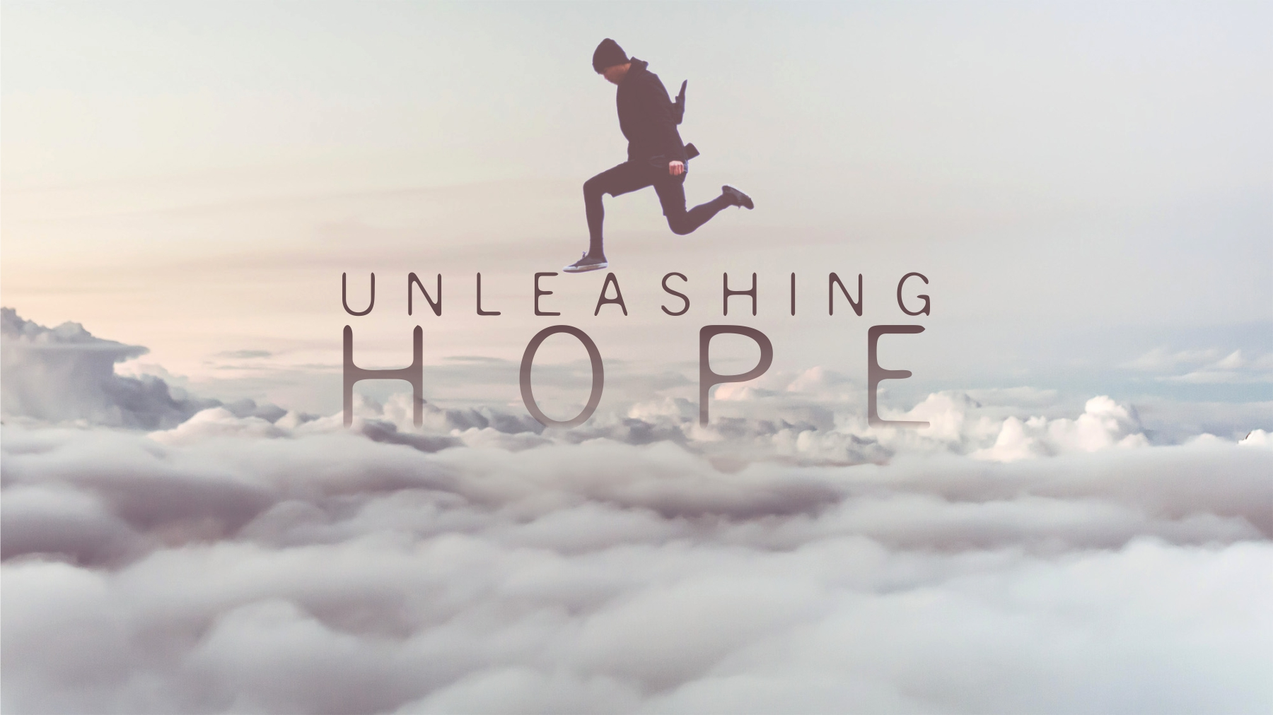 Unleashing Hope message series logo