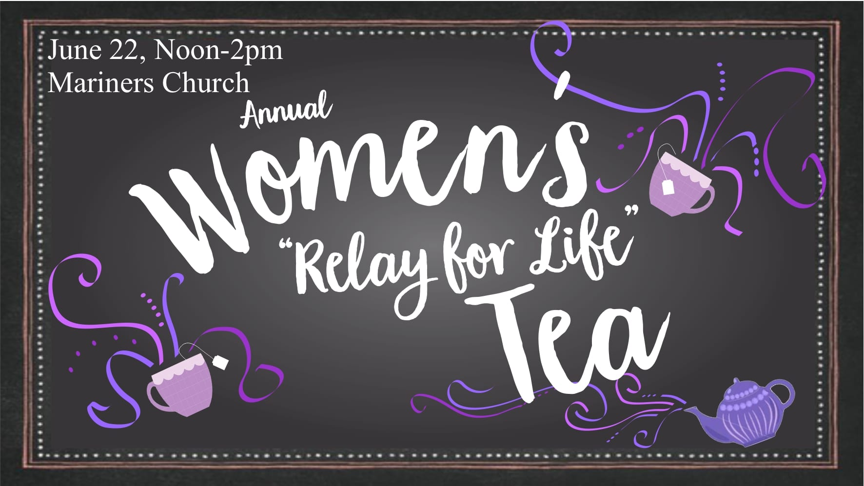 Women's Tea Party