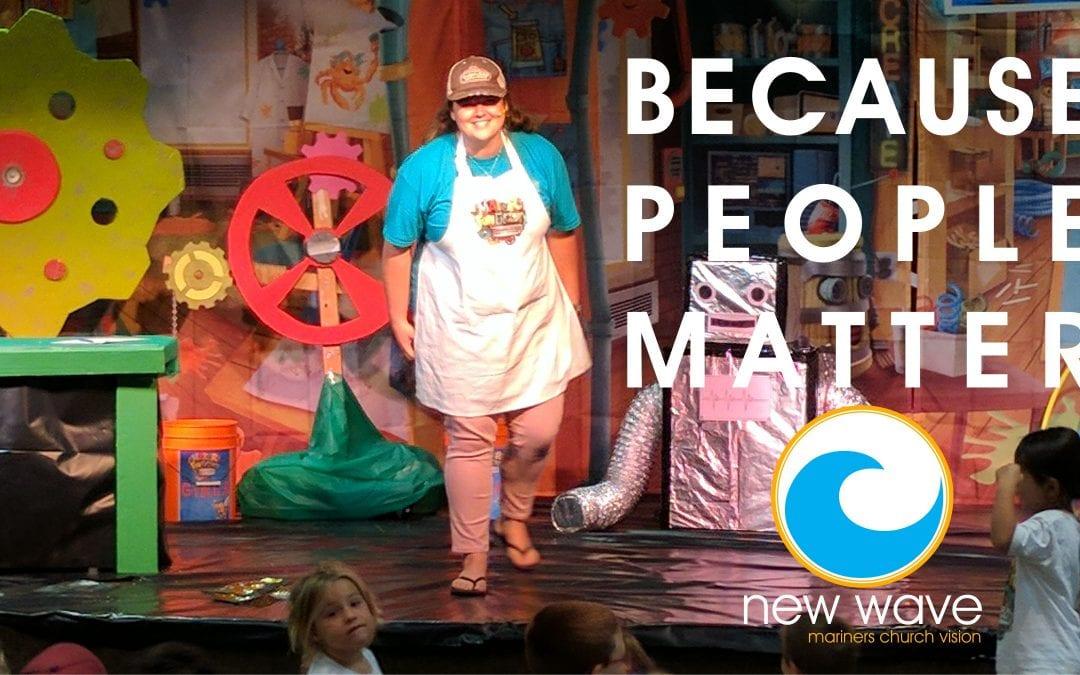 Because Children Matter
