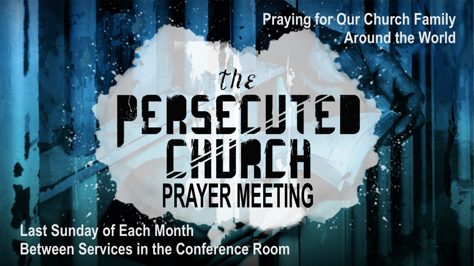 Persecuted Church Prayer