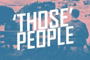Those People message series logo