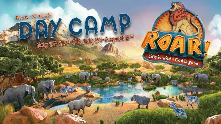 ROAR Day Camp