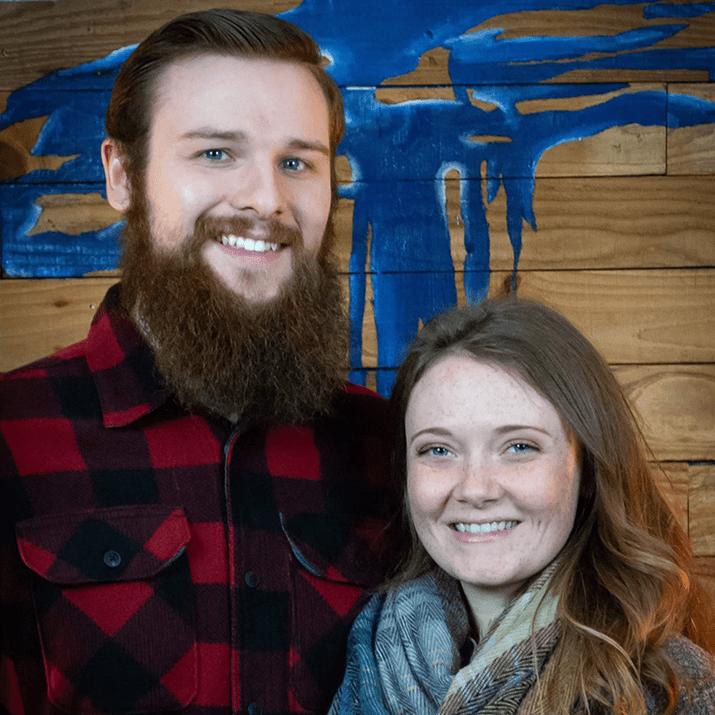Andrew & Katie Huff