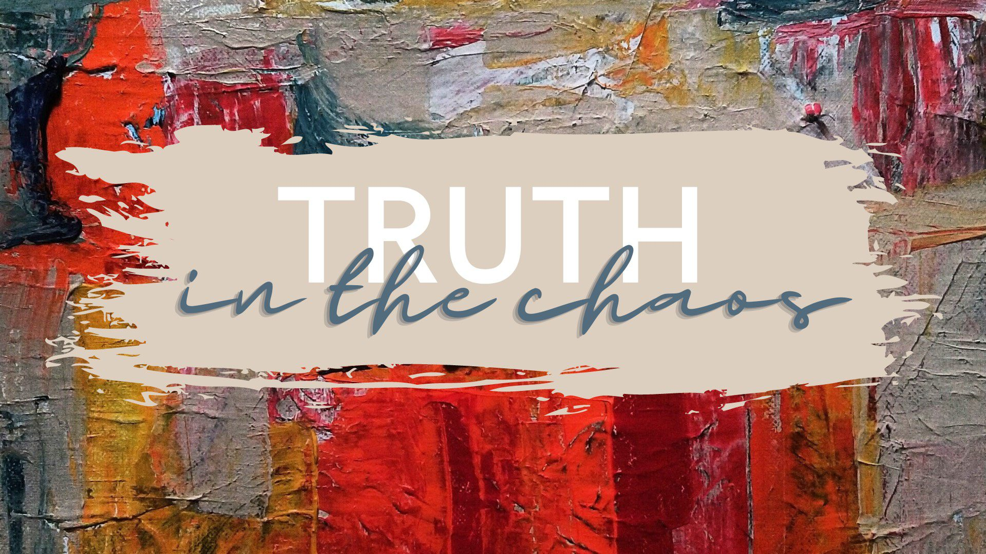 Truth in the Chaos – Ruling Philosophies