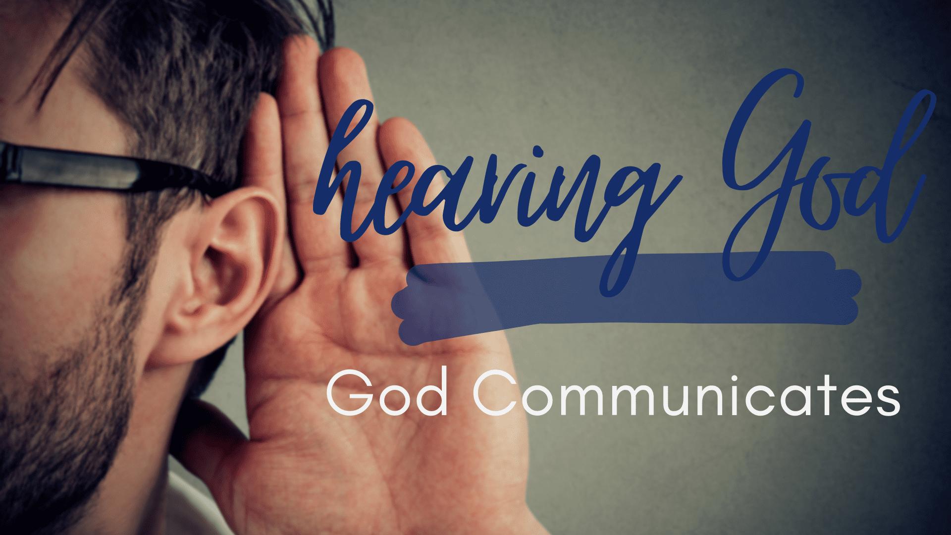 God Communicates
