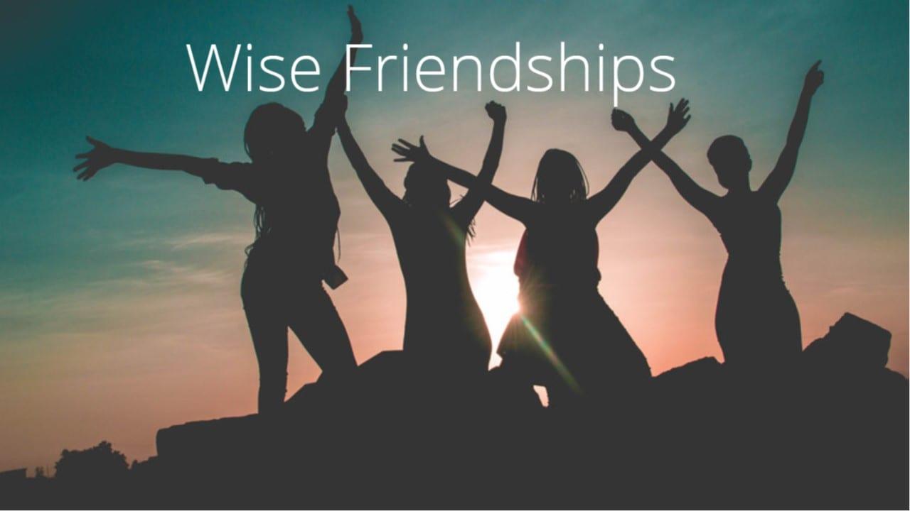 Wise Friendships