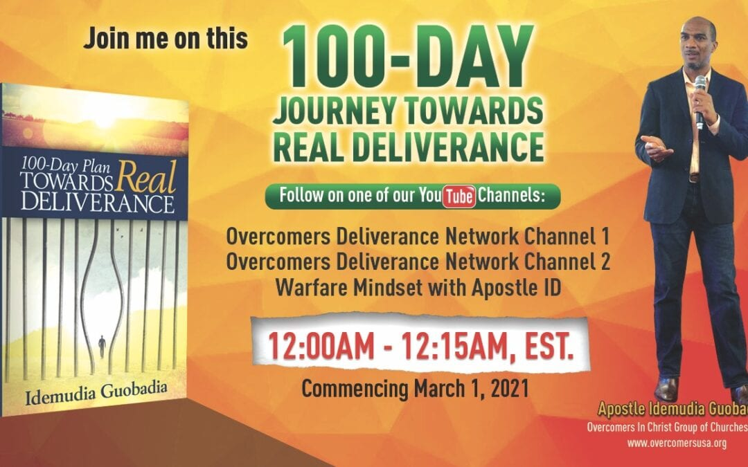 100-Day Plan Towards Real Deliverance