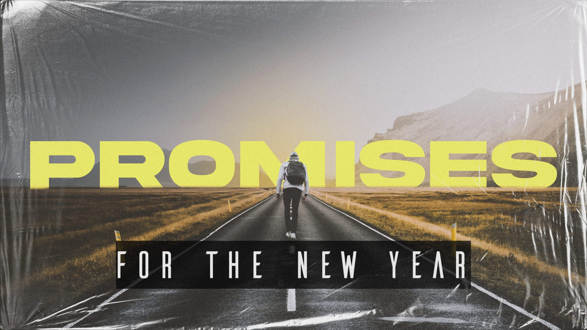 Promises for the New Year