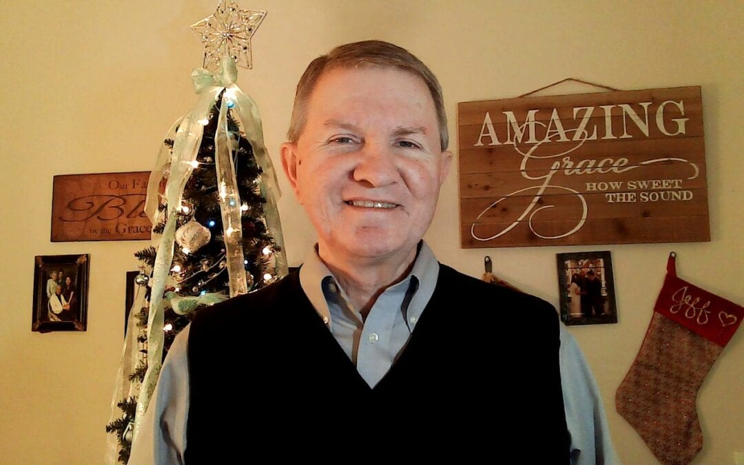Pastor Jeff Video Message: Don't Cancel Christmas