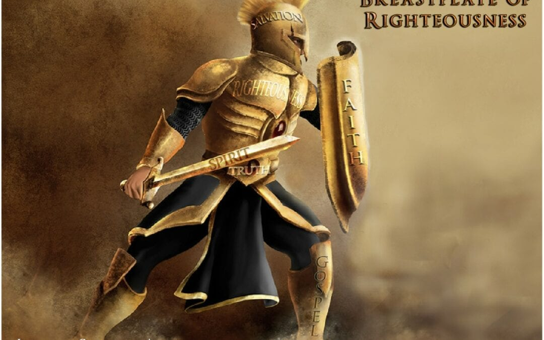 Battling Evil (Breastplate of Righteousness)