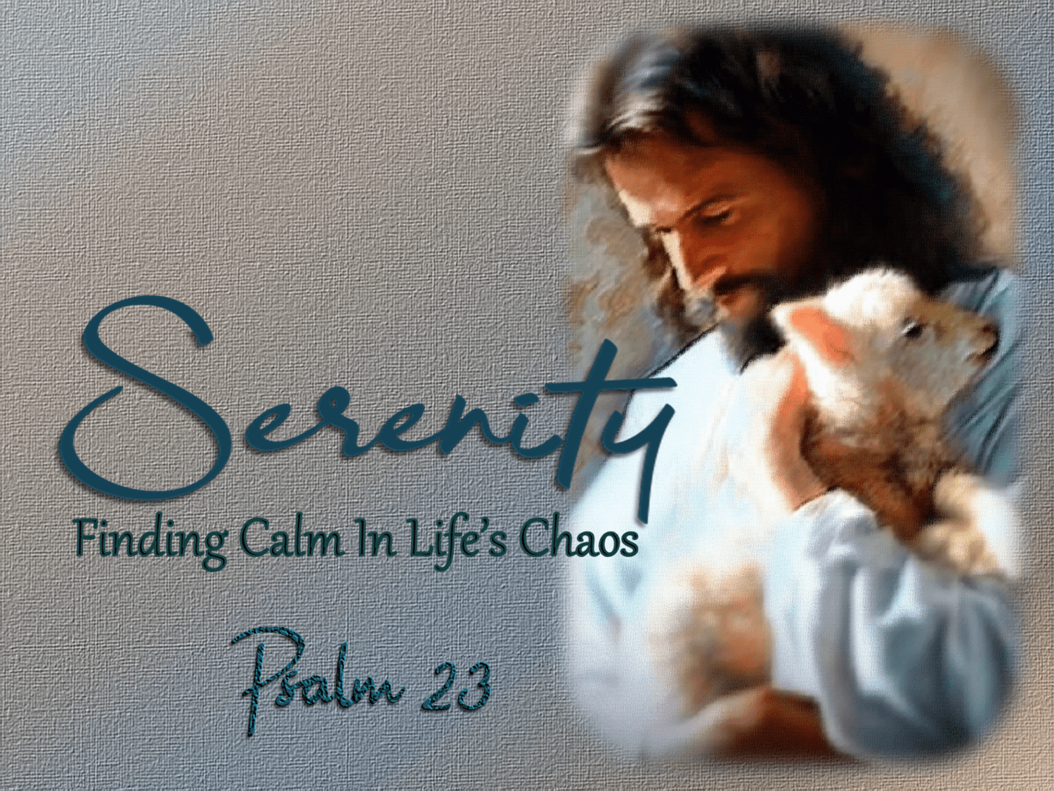 God's Provision For Life's Needs