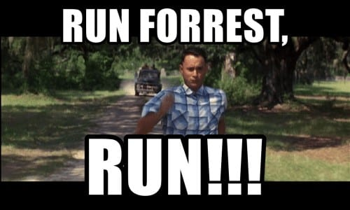 Run, Forrest, Run Homecoming 2021