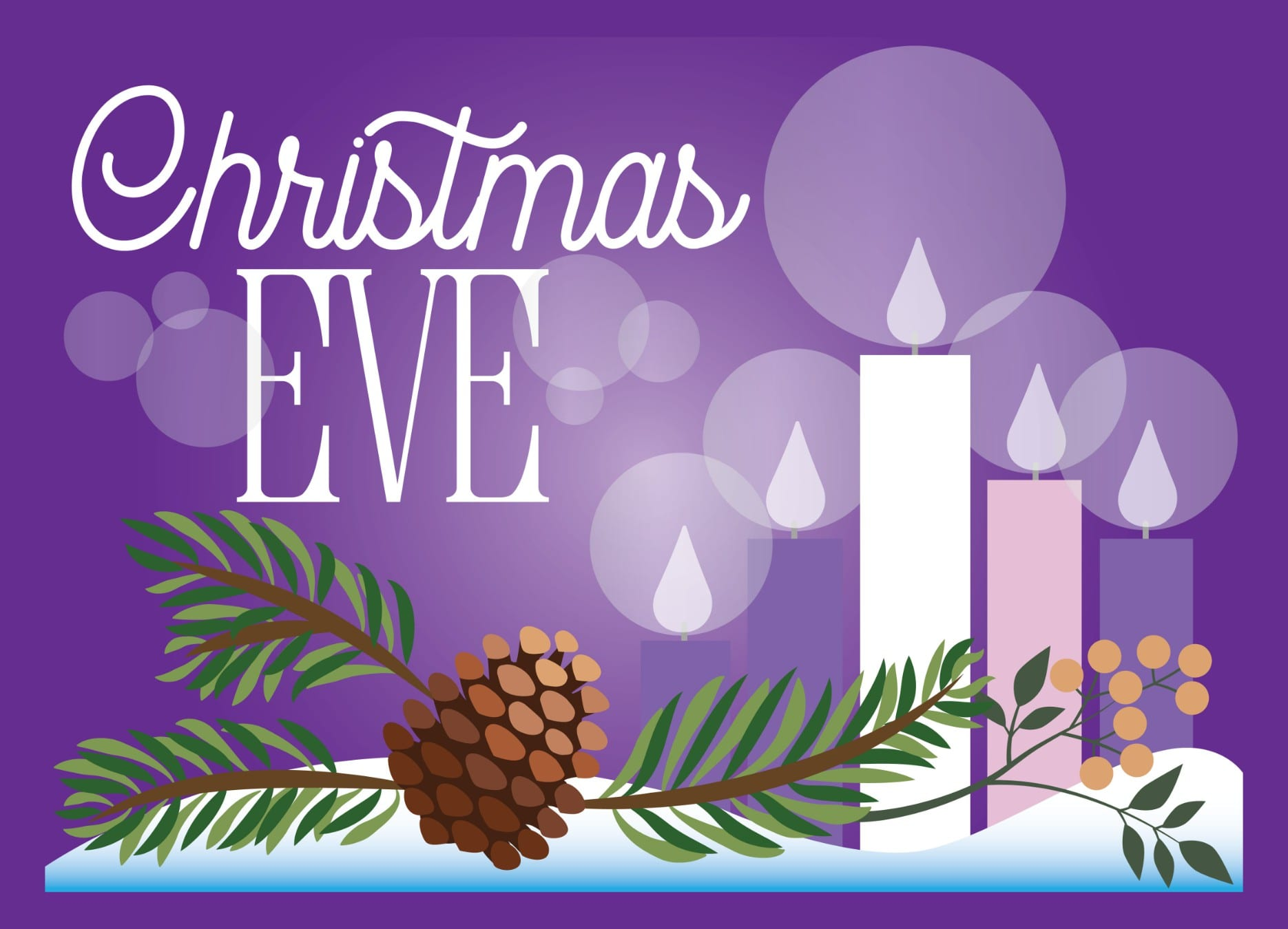 Christmas Eve: Prepare Him Room, Room in the Inn