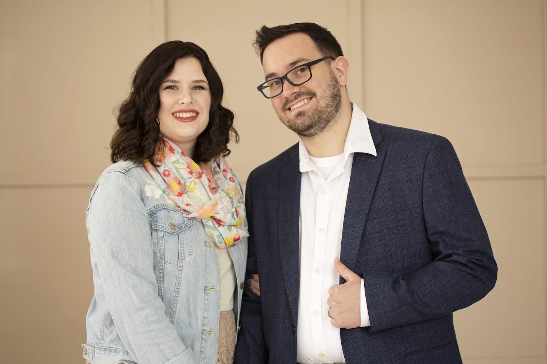 Chase and Hannah Rashid